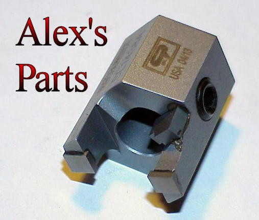 """562 valve guide cutter with 11/32"""" pilot."""
