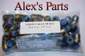 "Bulk Pack, 11/32"" X .530"" Viton Valve Seals, 11/32"" Fixed Body Valve Seals, 100 Seals"