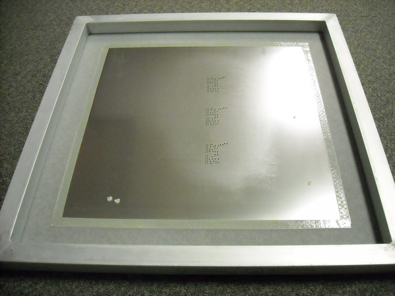 Smt Framed Stencil From Soldertools Net