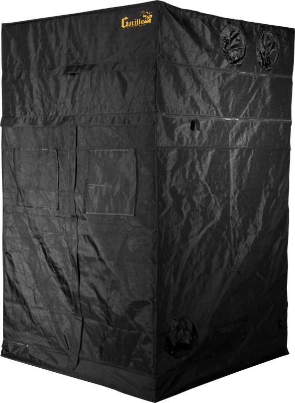 5 X 5 Gorilla Grow Tent Kit Ready To Grow System