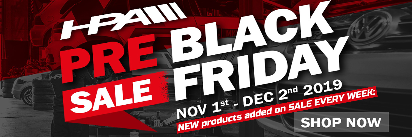 HPA, Sale, black, friday