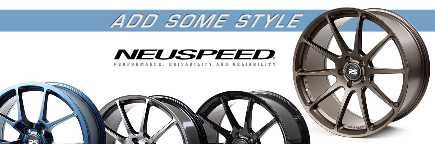 neuspeed, wheels, rims, style