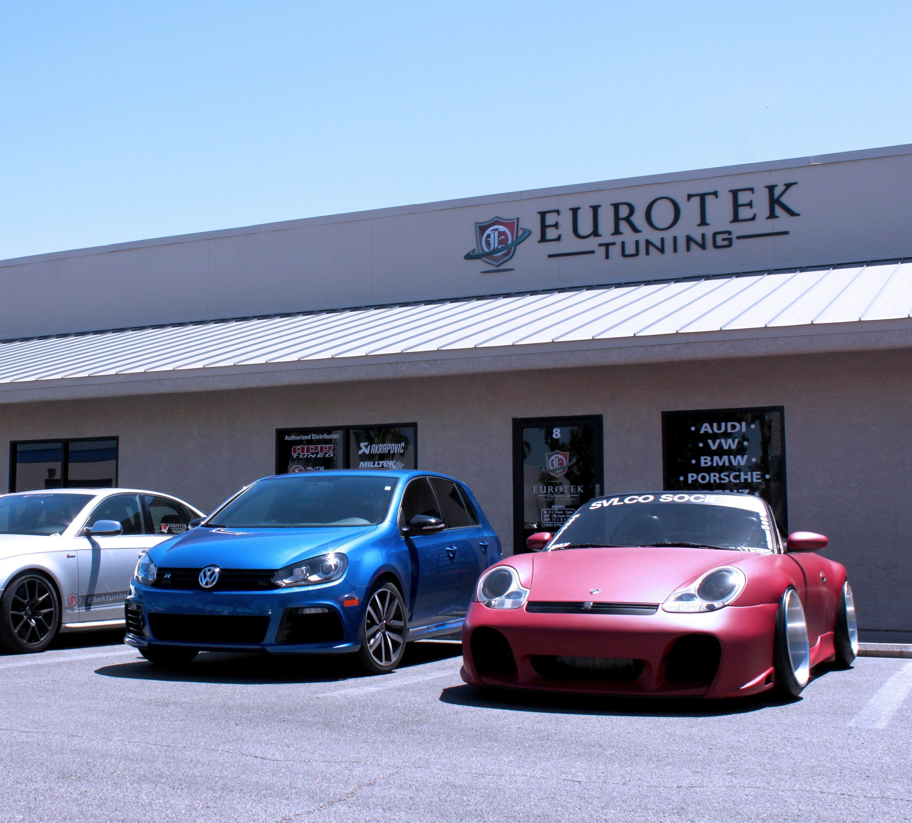 boxster 987 2005 2009 performance parts eurotek tuning