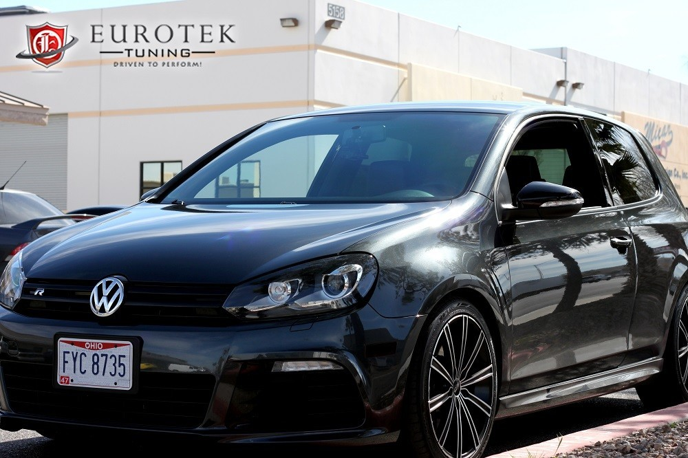 Eurotek Tuning Las Vegas: 2012 VW Golf R & APR Stage 2+ Tune