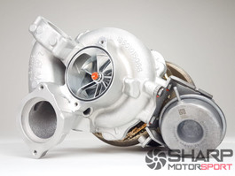 TTE710 3.0 TFSI UPGRADE TURBOCHARGER (NEW) (TTE-710-NEW)
