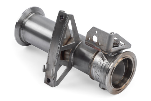 APR Right Valve fitting the Catback Exhaust System for 2017+ Porsche 718 Boxster/Cayman 2.0T & 2.5T (CBK0030)