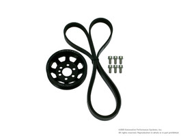 NEUSPEED Power Pulley Kit for A3, TT, R32, Eos