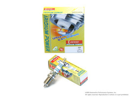 Denso Iridium Spark Plug w/ Tuned Cars Hi-Performance Spark Plugs Etek