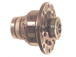Peloquinn Limited slip (LSD) O2A differential