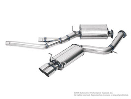 NEUSPEED 70mm Stainless Steel Cat-Back Exhaust for MKVI