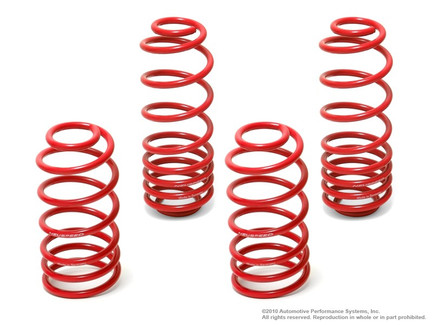 Neuspeed SofSport Spring Kit - Suspension Lowering Kit