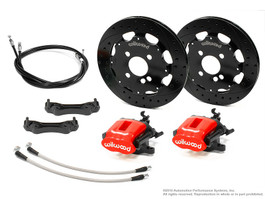 Wilwood Rear Big Brake Kit