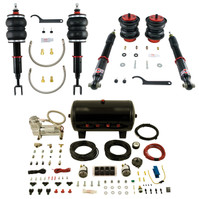 Airlift Manual Combo kit for B6 Platform: 02-05 Audi A4, B7 Platform: 06-08 Audi A4 (77778)
