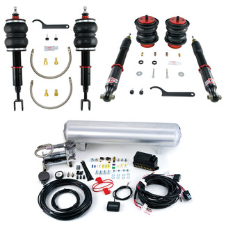 Airlift Complete Suspension System with Digital 4 Corner Control for A4 (95778)