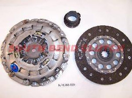 DXD Clutch Kit for 2001-2005 E46 BMW M3 3.2L