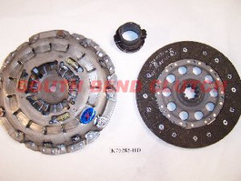 DXD Clutch Kit for 1999-2000 BMW Z3 2.8L & 1999-2000 BMW E46 328 2.8L (K70281-HD)