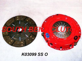 DXD Clutch Kit for 2007+ N54 BMW 135, 335, 535, X3 & 1M (K03099-SS-O)