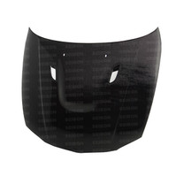 Seibon BM-style carbon fiber hood for 2008-2010 BMW E82 2DR