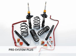 Eibach Pro-System-Plus for A4 Sedan FWD 1.8T