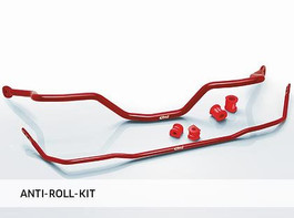 Eibach Complete Front & Rear Anti-Roll Bar for Beetle 1.8T, 1.9TDI 2/98-'09, Convertible '03-'09