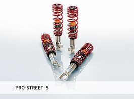 Eibach Pro-Street-S Coilover for E36 318/318IS 4cyl & 325/328I 4 & 6cyl exc. Convertible & compact 12/90-4/99