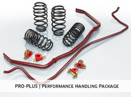 Eibach Pro-Plus for MKIV Jetta 1.8T, 1.9TDI exc. wagon