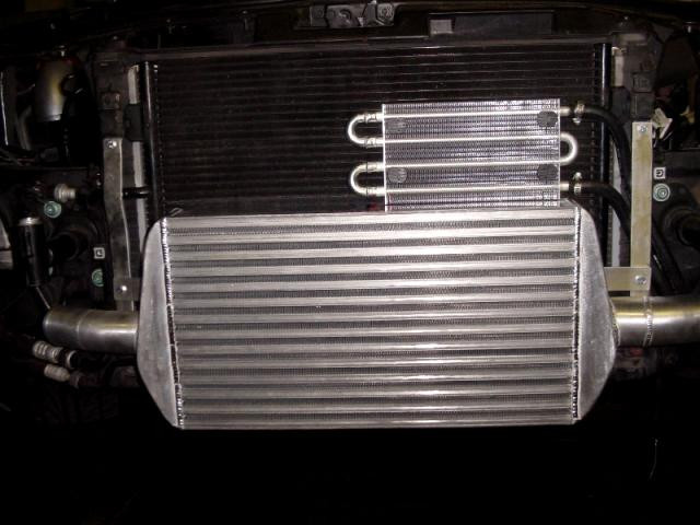 Evolution Racewerks B5 A4 Competition Series Front Mount Intercooler  (FMIC), Full Kit
