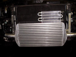 Evolution Racewerks B5 A4 Competition Series Front Mount Intercooler (FMIC) Full Kit (AU-FMIC003) (AU-FMIC003)