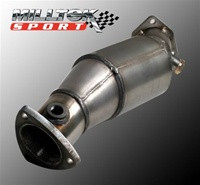Milltek High Flow Catalytic Converter for B5, B6 A4 1.8T Quattro (SSXAU085) - CALL FOR AVAILABILITY