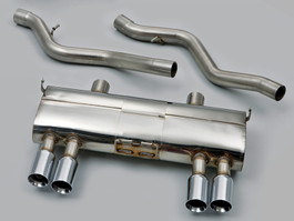 Milltek Catback Exhaust System for BMW E92 M3 4.0 V8