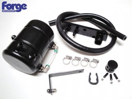 Forge Oil Catch Tank System for 2.0 FSi vehicles w/o carbon filter