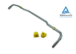 Whiteline Rear Sway bar - 24mm X heavy duty blade adjustable, FWD only