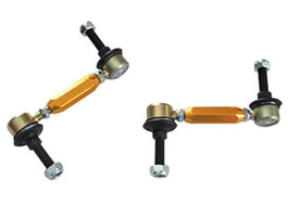 Whiteline Rear Sway bar - link kit heavy duty adj steel ball