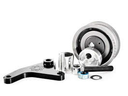 IE Manual Timing Belt Tensioner Kit for 1.8T 20V 06A Engines Fits VW/Audi MK4, B5, B6, C5, 8N, 8L (no belt) (IEBEVA5-S15)