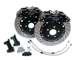 Forge Big Brake kit for A4 - 356MM