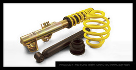 Suspension Techniques (ST) Coilover Kit for E39 Wagon w/ air suspension