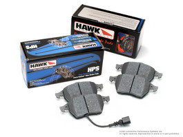 Hawk Rear Brake Pads for MKVI GTI w/ Bosch Caliper