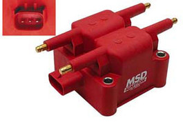 MSD Ignition coilpack Upgrade