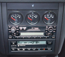 Newsouth 3 Gauge Panel for MK4