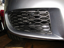 Wagner Tuning Audi RS4 B5 Air Inlet Grills