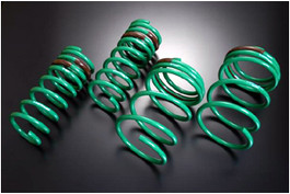 Tein S-Tech Lowering Springs for B6 A4 Sedan FWD 1.8T