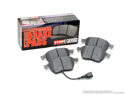 Stoptech Front Brake Pads for Beetle, Golf, CC, Eos, Jetta VI