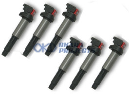 Okada / Ignition Projects Plasma Direct Ignition Coils N52 128i, 325i, 328i, 330i