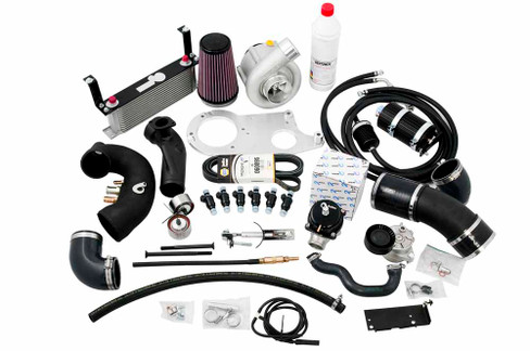 Active Autowerke Level 1 Supercharger Kit for BMW E46 330