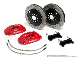 Stoptech 2 Piston 345 X 28 Big Brake Kit for E46 M3 - Rear (Except ZCP & CSL)