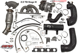 APR 2.0 TSI Transversal Stage 3 Turbo System