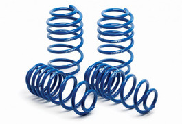 H&R Super Sport Springs for Audi B8 A4, S4, Sedan