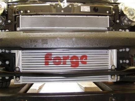 Forge Front Mounted Intercooler Kit for the Fiat 500 (FMINTF500)