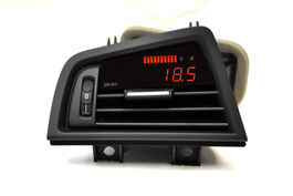 P3 Gauges Vent Integrated Digital Interface for F10 528i, 535i, 550i, M5