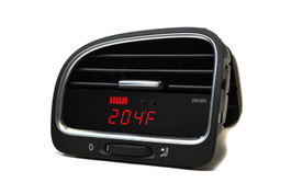 P3 Gauges Vent Integrated Digital Interface for MK6 Golf, GTI, R, Jetta Sport Wagen only